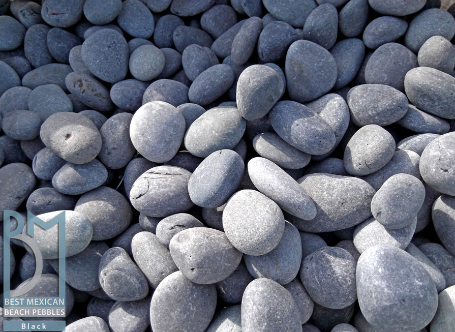 Products landscape pebbles mexican beach pebbles for Beach rocks for landscaping