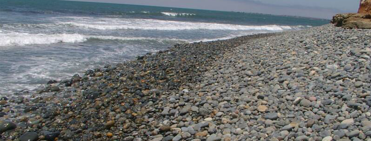 Mexican Beach Pebbles - Landscape River Rock