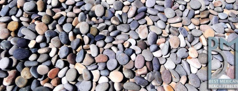 Mexican Beach Pebbles - Mexican River Rock Stone