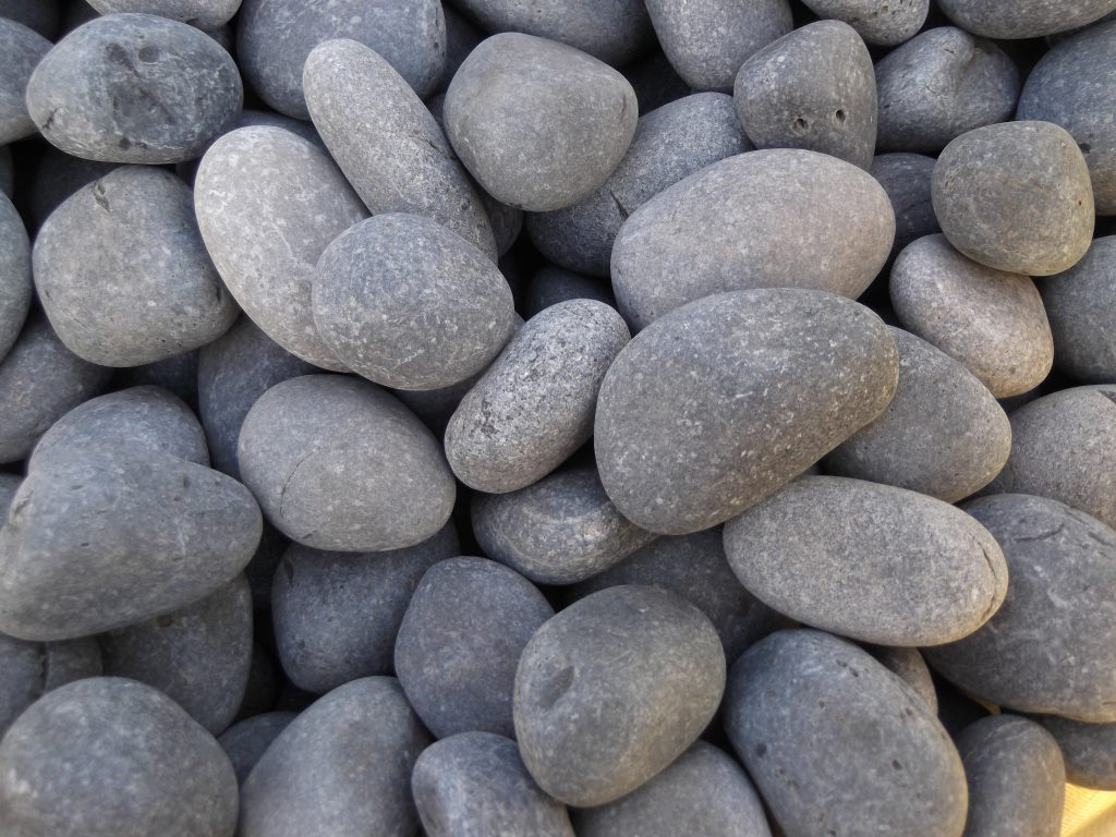 Pebbles Q A River Rock Landscaping Answers Gardening With Stone